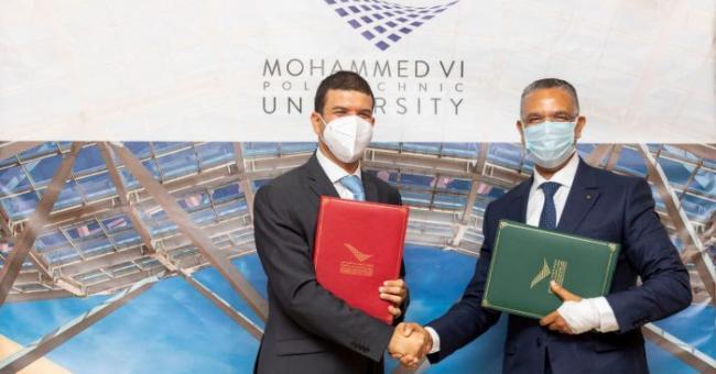 L'Office National de l'Électricité et de l'Eau potable (ONEE) a conclu un partenariat avec le Partenariat mondial pour l'électricité durable (GSEP) et l'Université Mohammed VI Polytechnique (UM6P) © DR