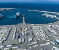 Le complexe portuaire Tanger Med
