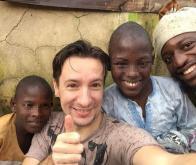 Luca Attanasio, l'ambassadeur d'Italie en République démocratique du Congo