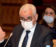 Le ministre de la Santé, Khalid Ait Taleb © DR