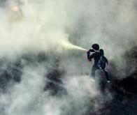 La journée de dimanche a été la plus meurtrière depuis le renversement du gouvernement birman © AFP