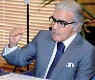 Abdellatif Jouahri, wali de Bank Al Maghrib © DR