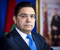 Nasser Bourita, ministre des Affaires étrangères, de la Coopération africaine et des Marocains résidant à l'étranger