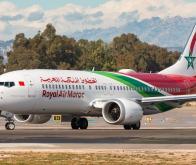 Avion de Royal Air Maroc © DR