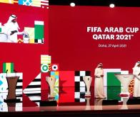Tirage au sort de la Coupe arabe des Nations Qatar-2021 © DR