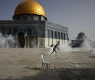 La mosquée d'Al Aqsa à Al Qods © DR