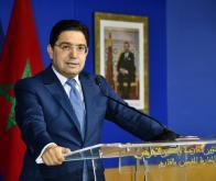Nasser Bourita, chef de la diplomatie marocaine © DR