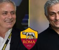 José Mourinho, nouveau coach de l'AS Roma © DR