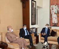 Saad Dine El Otmani a rencontré les chefs des partis de l'opposition cette semaine © DR