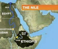 Le Nil barrage Renaissance
