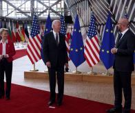 Sommet US-UE : la Covid-19, le climat et le commerce à l'ordre du jour