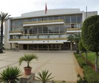 Le théâtre (national) Mohammed V © DR