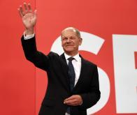 Allemagne : les sociaux-démocrates en quête d'alliés pour remplacer la coalition de Merkel