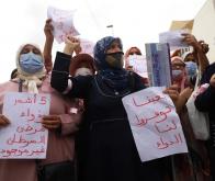 Manifestation des patients atteints du cancer et leurs familles © DR