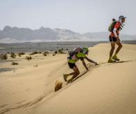 Marathon des sables-Image d'illustration © AFP