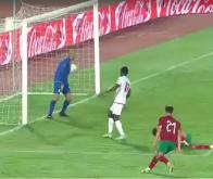 4e but du Maroc face à la Guinée