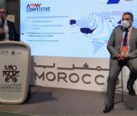 Youssef El Bari, Directeur général de l'AMDIE et Imad Barakat, Président du Directoire de la SMIT © DR
