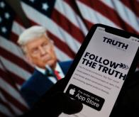 TRUTH : le nouveau réseau social de Donald Trump