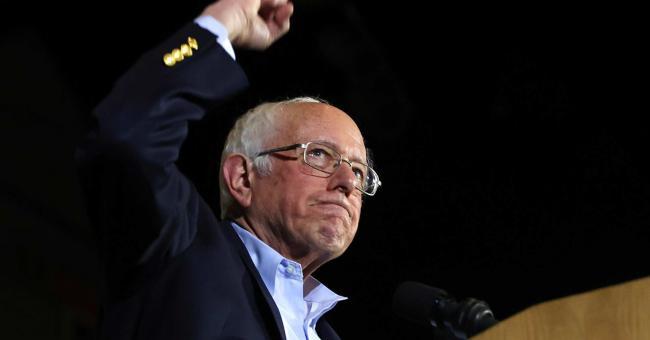 Bernie Sanders au Nevada