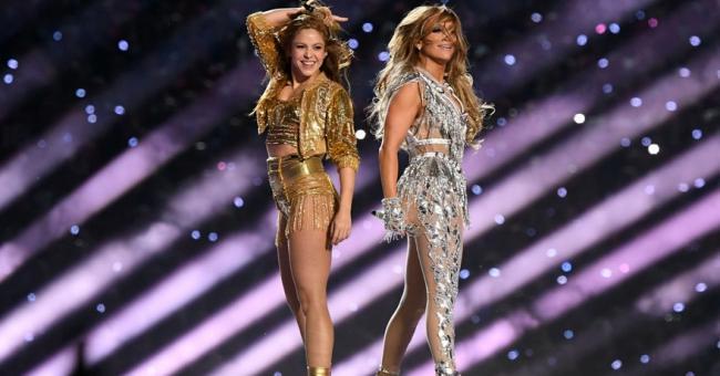 Shakira et Jennifer Lopez
