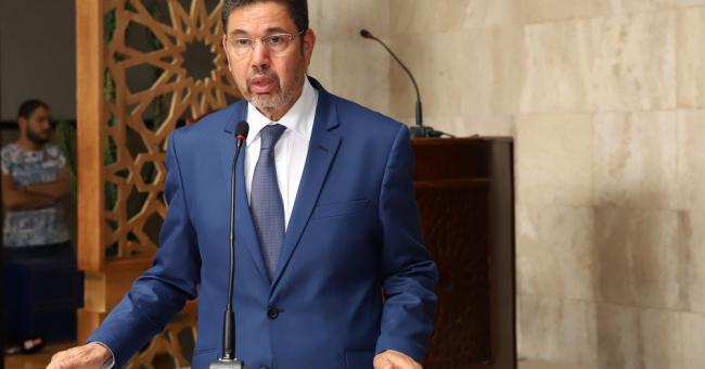 Mohammed Abdennabaoui.