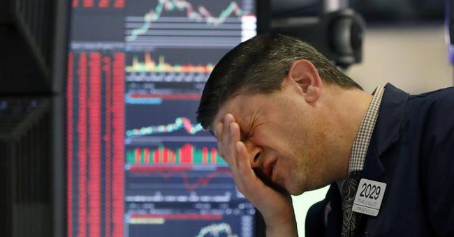 Trump et la BCE provoquent un nouveau krach