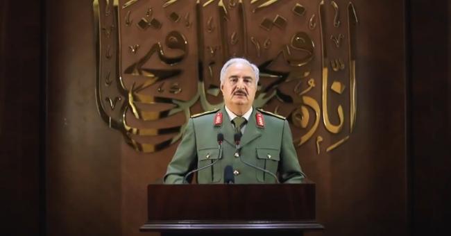 Khalifa Haftar annule l'accord de Skhirat