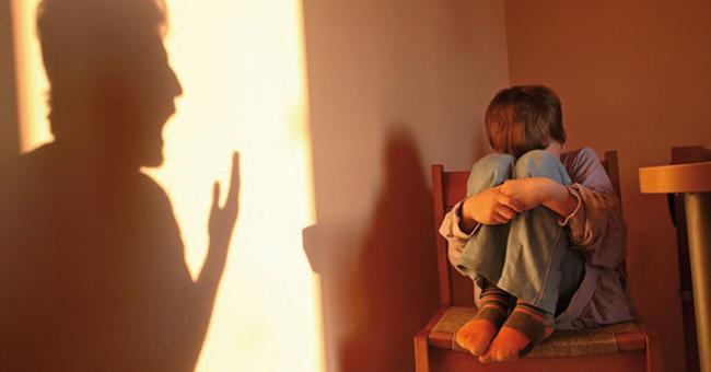 violence à l'égard des enfants