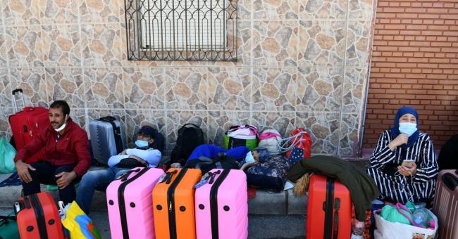Le Maroc accélère l'opération de rapatriement des Marocains bloqués à l'étranger