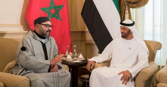 mohammed vi Mohamed Ben Zayed