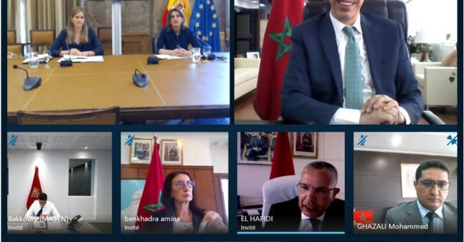 Maroc-Espagne : consolidation de la coopération énergétique
