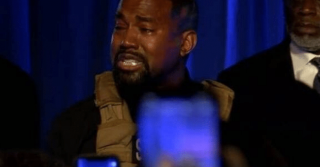 Kanye West lance sa campagne