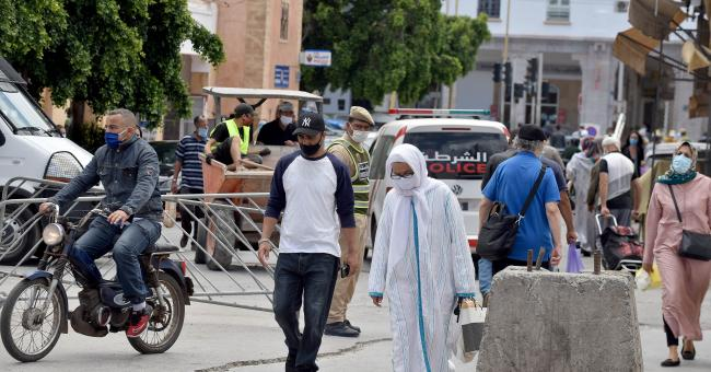 Recrudescence de la pandémie au Maroc et dans le monde