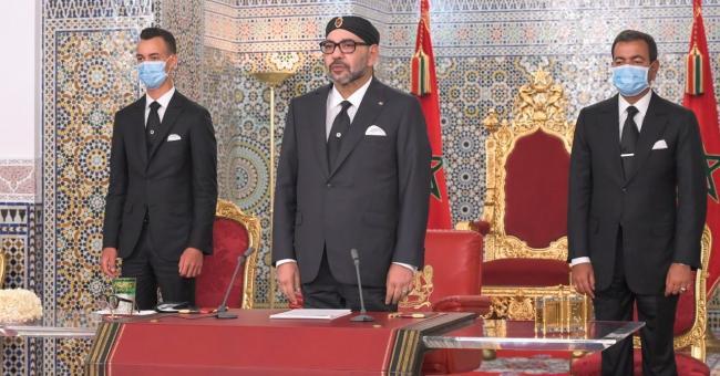 Le Roi appelle à des réformes socio-économiques