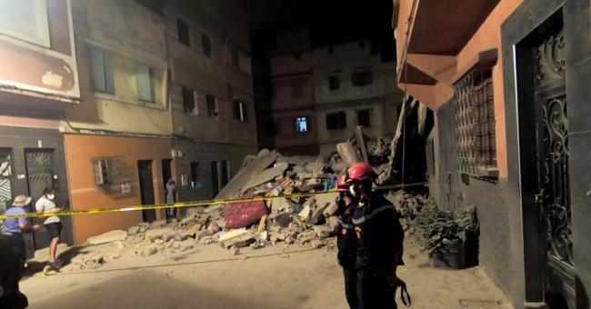 L'effondrement d'une maison à Sbata fait un mort