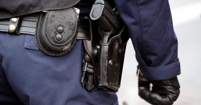 Un policier tire à balle réelle à Bernoussi