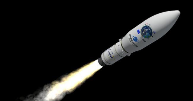 Le lanceur européen Vega met en orbite ses satellites