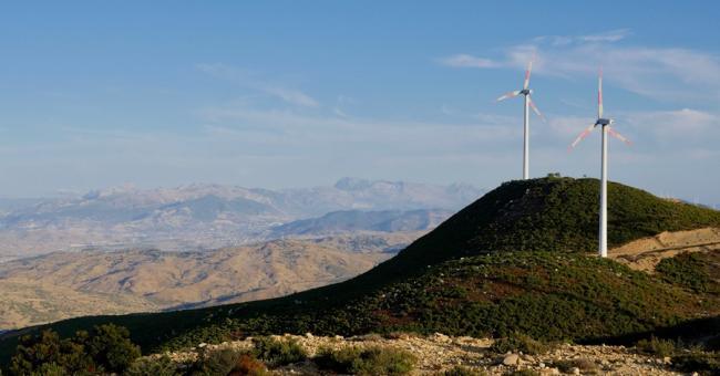 Parc éolien de Taza