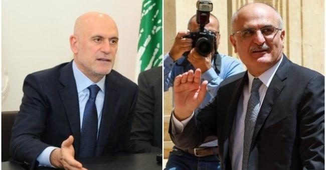 Youssef Fenianos et Ali Hassan Khalil