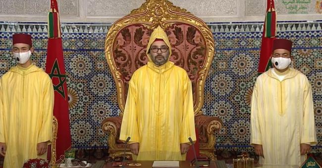 Parlement : le discours d'ouverture du Roi