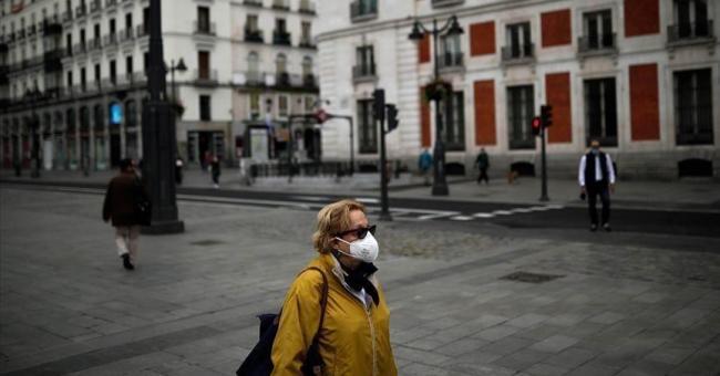 coronavirus en Espagne