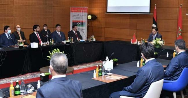Optimisme et atmosphère positive lors du dialogue interlibyen