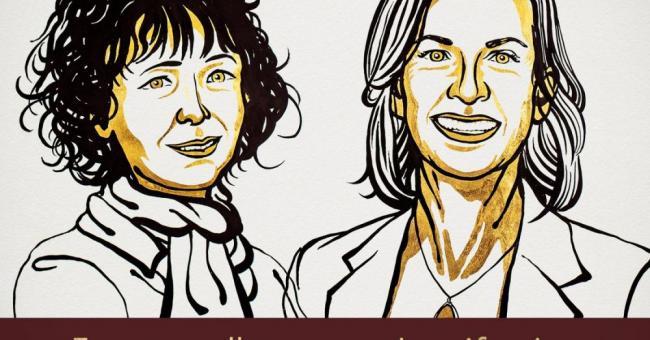 Prix Nobel de chimie : deux chercheuses récompensées