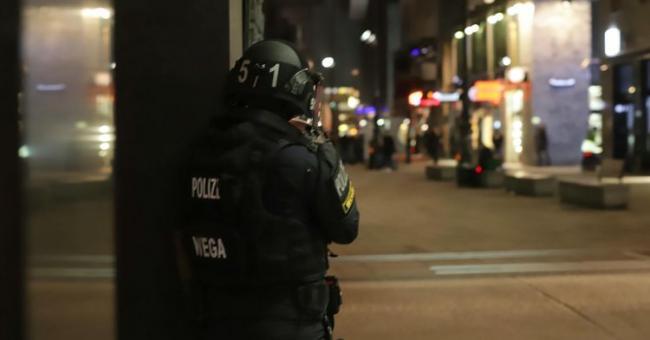 Attentat en Autriche