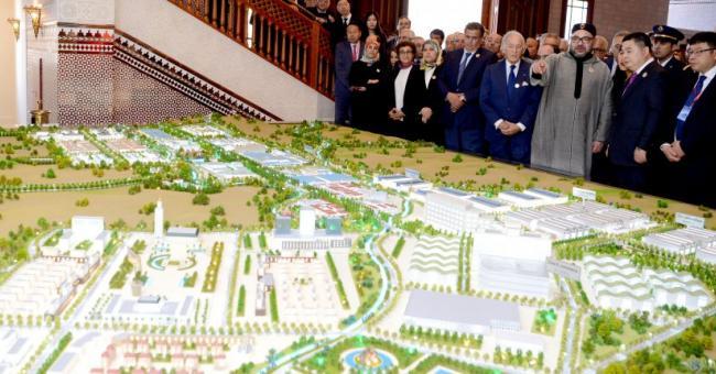 Cité Mohammed VI Tanger Tech