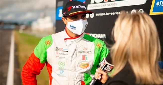 Mehdi Bennani TCR Europe 2020