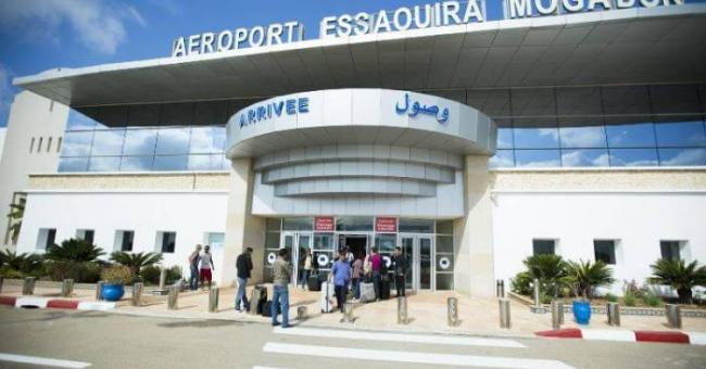 aéroport international d'Essaouira-Mogador