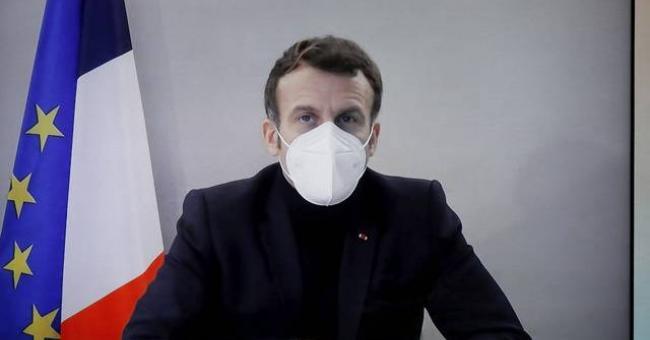 Le Roi souhaite prompt rétablissement à Macron