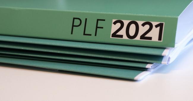 Projet de loi de finances au titre de l'année budgétaire 2021 (PLF2021) © DR