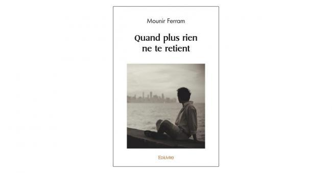 """Couverture du roman """"Quand plus rien ne te retient"""""""